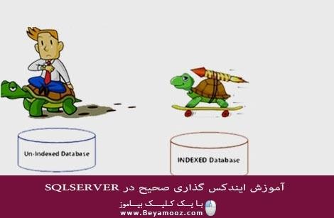 آموزش ایندکس گذاری صحیح در SQLSERVER