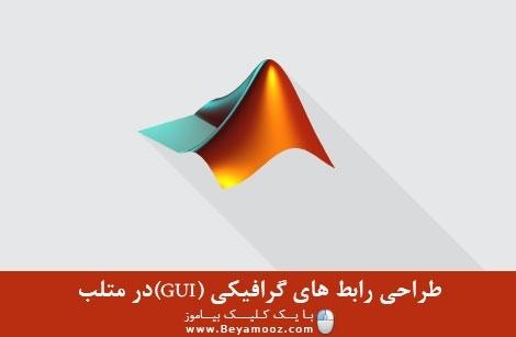 فیلم آموزش طراحی رابط های گرافیکی (GUI)در متلب