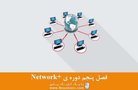 فصل پنجم دوره ی +Network