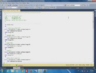 مثال های کاربردی در محیط SQL Server