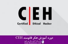 دوره آموزش هکر قانومند CEH