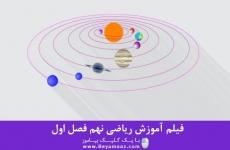 فیلم آموزش ریاضی نهم فصل اول