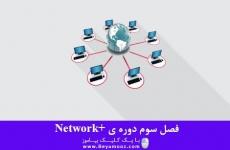 فصل سوم دوره ی +Network