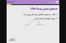 جستجوی عمومی توسط Like