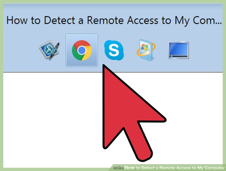 Image titled Detect a Remote Access to My Computer Step 2