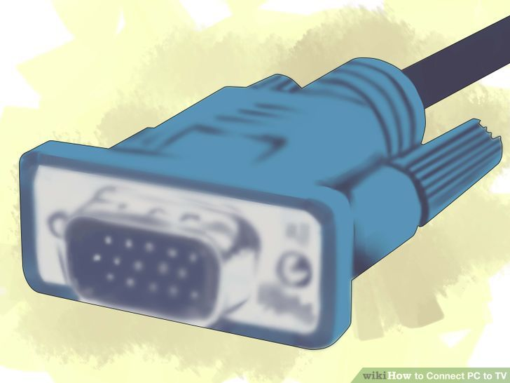 Image titled Connect PC to TV Step 1