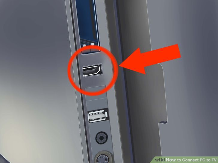Image titled Connect PC to TV Step 2