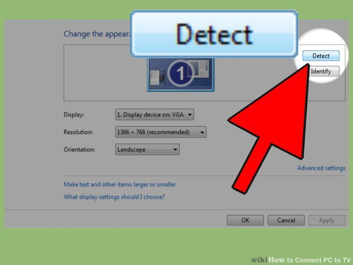 Image titled Connect PC to TV Step 22