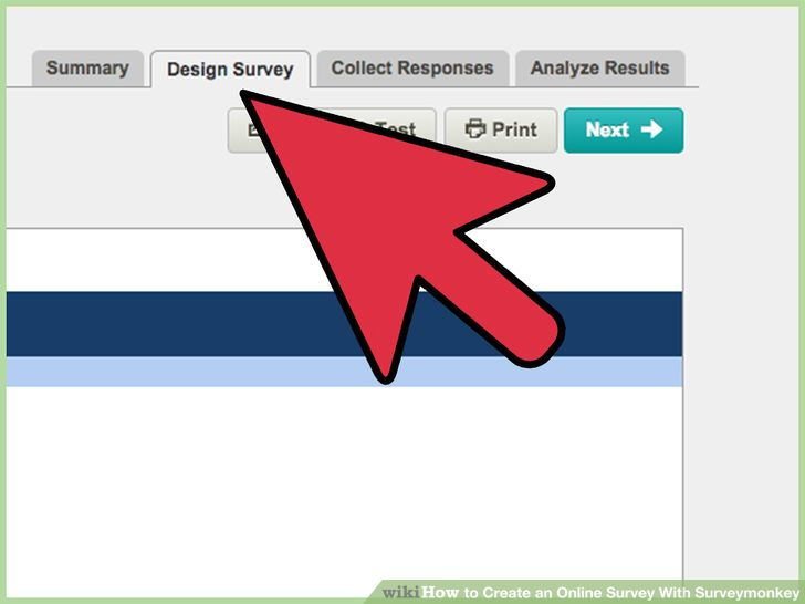 Image titled Create an Online Survey With Surveymonkey Step 12