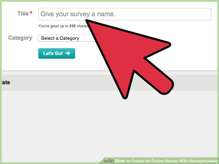 Image titled Create an Online Survey With Surveymonkey Step 5