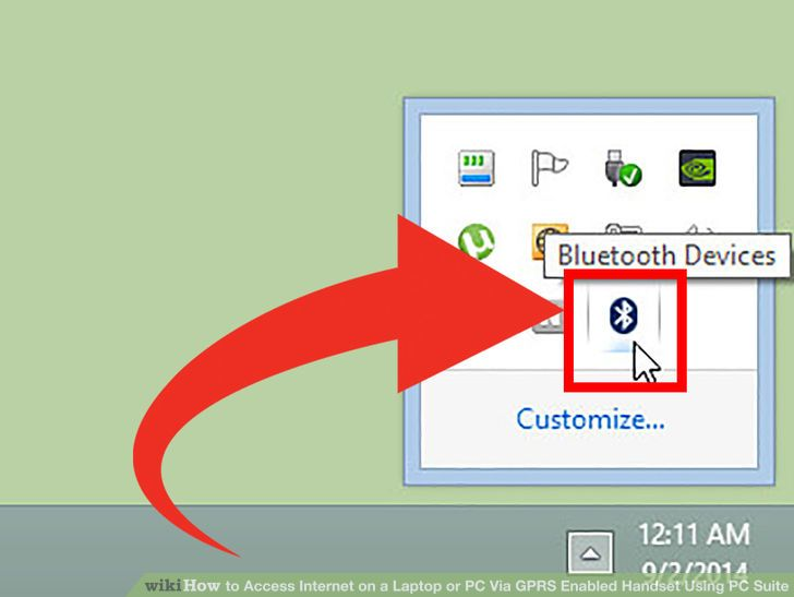Image titled Access Internet on a Laptop or PC Via GPRS Enabled Handset Using PC Suite Step 18