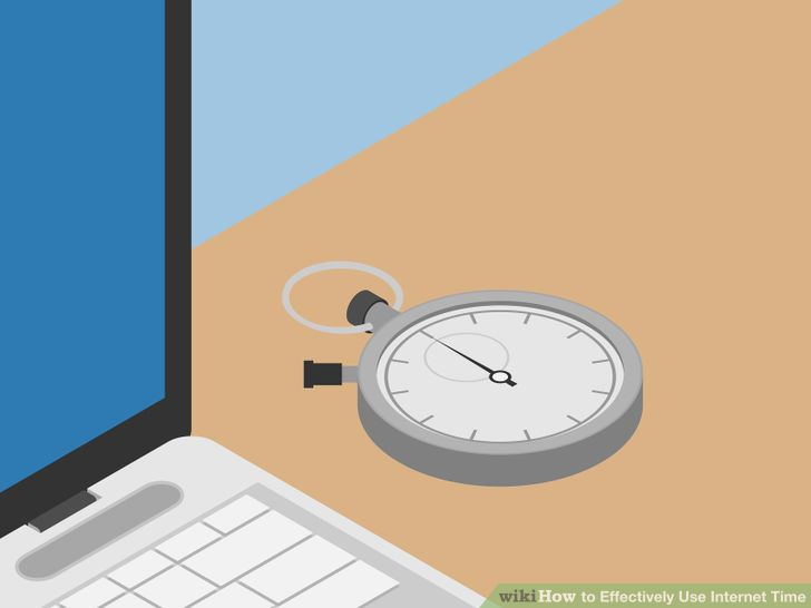 Image titled Effectively Use Internet Time Step 13