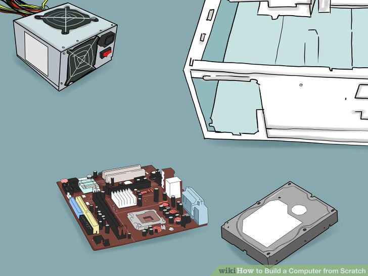 Image titled Build a Computer from Scratch Step 1