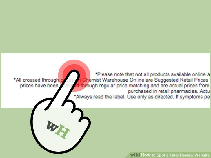 Image titled Spot a Fake Review Website Step 3